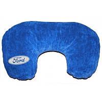 Подушка-рогалик для шеи Ford