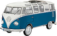 Revell  Автобус VW T1 Samba Bus;1:16;14+ (07009)