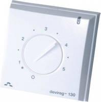 DEVIreg 130  регулятор температуры теплого пола (терморегулятор)