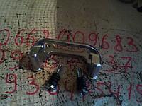 Скоба суппорта заднего тормозного + пальцы Лачети