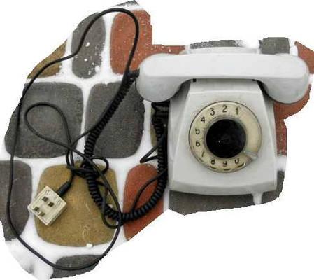 Телефонный аппарат дисковый, фото 2
