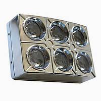 Дневные ходовые огни Prime-X DRL-022 с линзами, с функцией поворотов и притухания