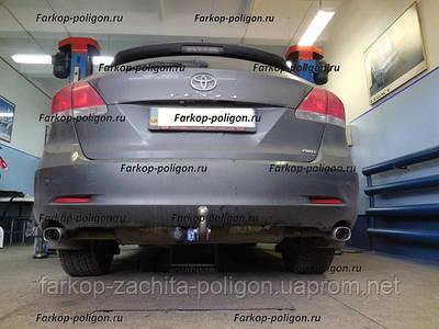 Новинка!!! - Фаркоп Toyota Venza с 2007-2011 г.