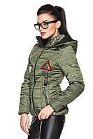 Куртка молодежная стильная демисезонная