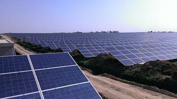 В Украине построят солнечную электростанцию за 10 млн долларов