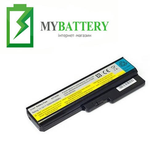 Аккумуляторная батарея Lenovo 42T4725 3000 G430 G450 G530 G550