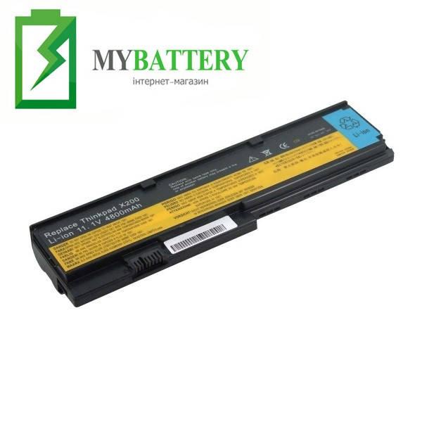 Аккумуляторная батарея Lenovo 42T4534 ThinkPad X200 X200S X201 X201i X201S 42T483