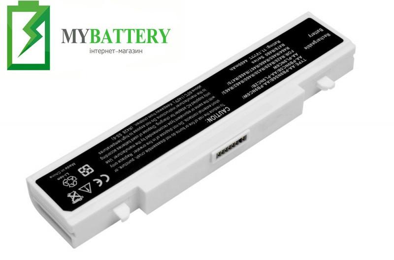Аккумуляторная батарея Samsung R467 R470 R478 R480 R580 R620 AA-PB9NC6B White