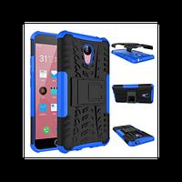 Чехол Robot с подставкой для Meizu M2 Note синий