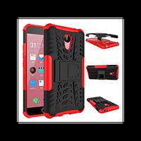 Чехол Robot с подставкой для Meizu M2 Note красный
