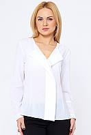 Белая женская блузка Бланка