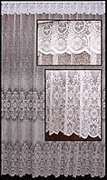Тюль с рисунком, фото 1