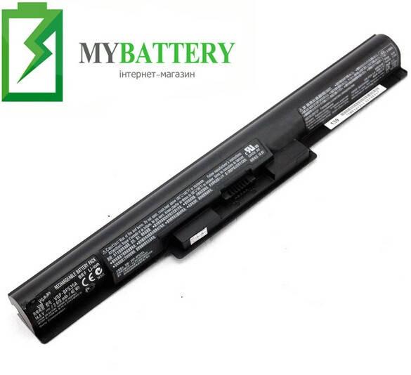 Аккумуляторная батарея Sony VGP-BPS35A F14326SCW F15217SCP SVF14217SC SVF14218SC SVF15216SC SVF15326SC