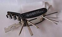 Ключи набор для велосипеда шестигранники