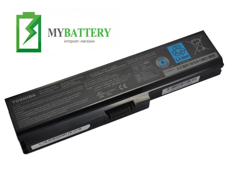 Аккумуляторная батарея Toshiba PA3817U-1BRS M330 L310 U405 PABAS178 PA3818U-1BRS