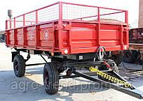 Прицеп тракторный самосвал, зерновоз 2ПТС-4