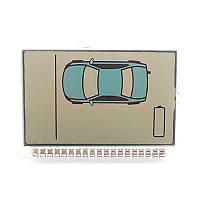 Дисплей жк LCD ( экран) SHERIFF ZX-950/1060/6BTX1060LCD