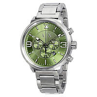 Часы мужские Armani Exchange Olive Green Chronograph  AX1370