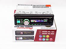 Автомагнітола Pioneer 1581 Usb+підсвітка RGB+Sd+Fm+Aux+ пульт (4x50W)