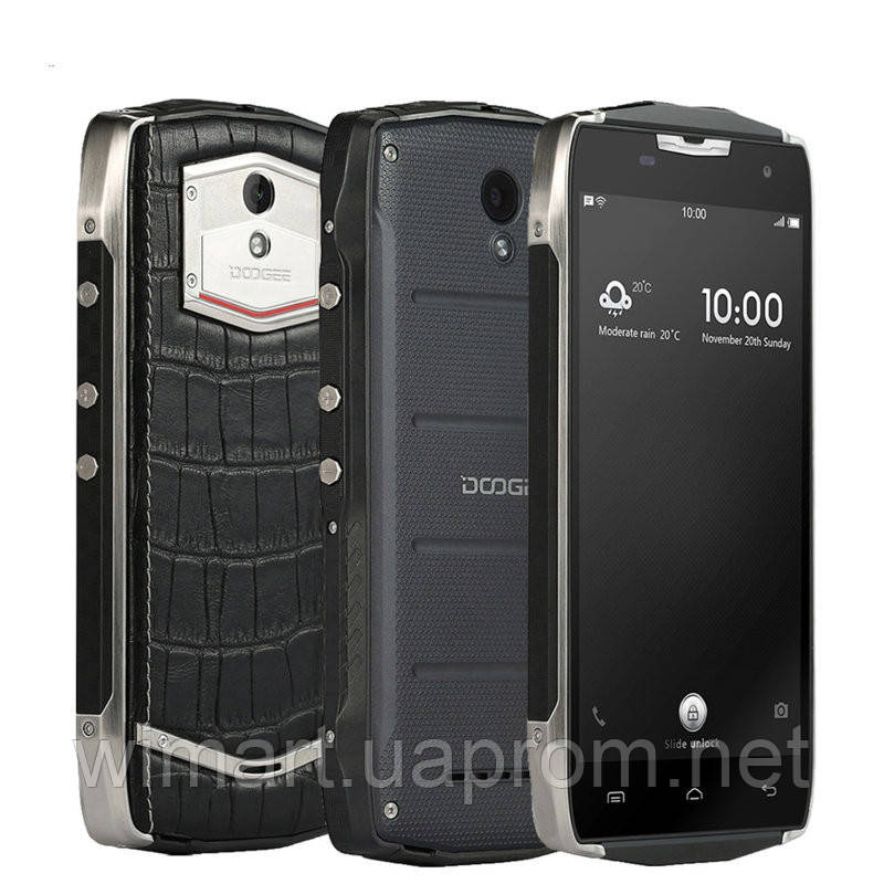 Смартфон Doogee T5S / Doogee T5 Lite  4G 2G RAM + 16G ROM водонепроницаемый противоударный 4500mAh.