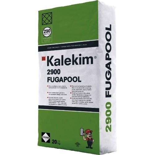 Влагостойкая затирка для швов Kalekim Fugapool 20 кг