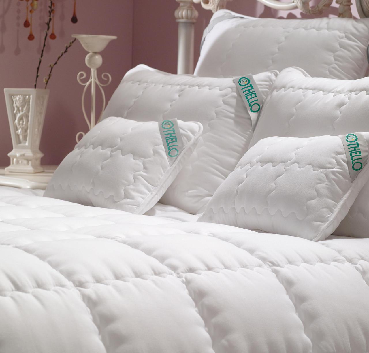 Одеяло теплое двуспальное MICROFIBRA (195*215)