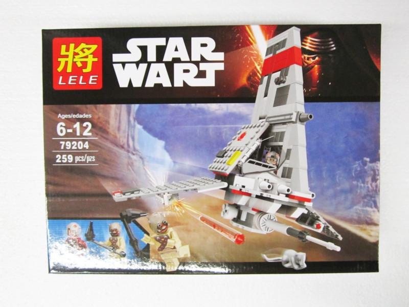 Конструктор STAR WARS 79204 (Звездные войны)  259 дет