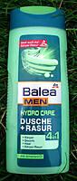 Гель для душа мужской 4в1 Balea Men Hydro Care Creme Dusche+Rasur 300 мл