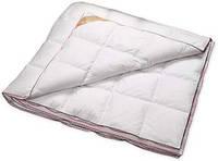 Одеяло пуховое односпальное с термопрослойкой THERMY (155*215)
