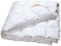 Одеяло пуховое полуторка SILVER (155*215)