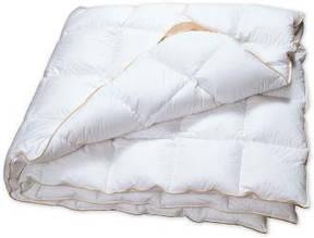 Одеяло пуховое облегченное полуторка TROPICAL (155*215)