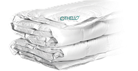 Одеяло пуховое полуторка DUO GIALLO (155*215)