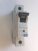 Автоматический выключатель PR61В40