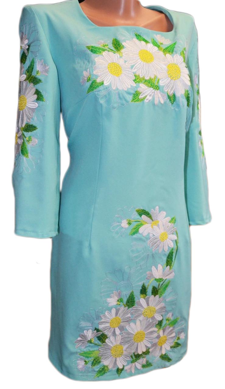 """Жіноче вишите плаття """"Івона"""" (Женское вышитое платье """"Ивона"""") PR-0035"""