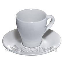 Чашка з блюдцем Paula Lubiana 150 мл
