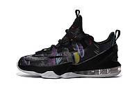 Баскетбольные кроссовки Nike Lebron 13 Low black