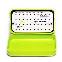 Endo Box (Эндо бокс) салатовый с пластиковым корпусом, Китай