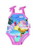 Одежда для кукол Беби Борн купальник пляж Baby Born Zapf Creation 821350