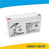 Аккумуляторная батарея 6В 12Ач RT6120 Ritar