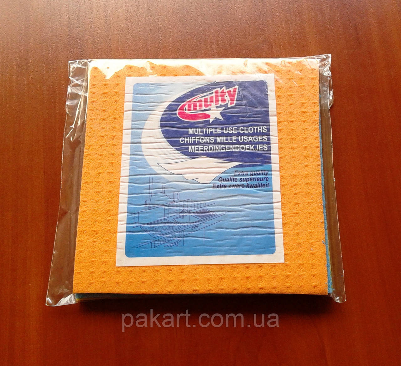 Упаковка вологопоглинаючих серветок. Упаковка влаговпитывающих салфеток