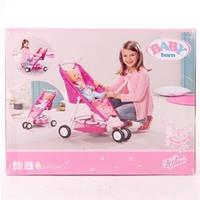 Коляска с сеткой для куклы BABY born, ZAPF CREATION 819845