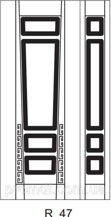 Накладки для улицы из МДФ 16 мм (Влагостойкое МДФ)