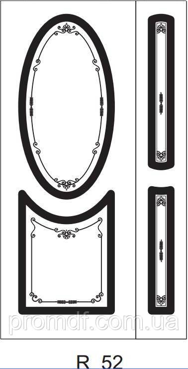 """Накладки для наружных работ """"Винорит"""" 16 мм (Влагостойкое МДФ)"""