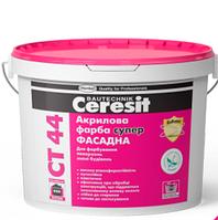 Акрилова фарба супер Ceresit СТ 44 10л