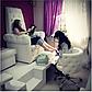 Педикюрное кресло Трон Ice Queen, фото 4