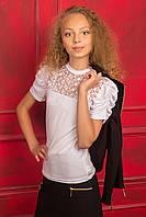 562 - Школьная блуза для девочек «Лицей», Tashkan