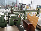Кутовий пильний центр Holzma HFL 02/41/22 Fixomat для автоматичного розкрою ДСП бо 1989 гв, фото 7