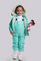 Зимний детский комбинезон с курткой  Цвета 2288 ВЕ