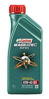 Масло моторное полусинтетическое Castrol  MAGNATEC DIESEL B4 10W-40 1л