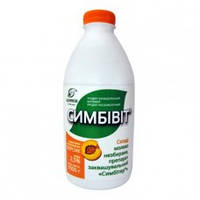 Симбивит 2,5% персик 1л бутылка
